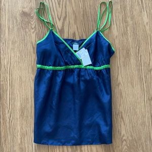 New with Tags J. Crew 100% Silk Camisole